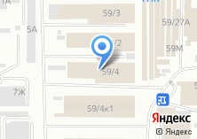 Компания «Айлант-Мебель» на карте