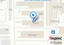 Компания «Метро Мебель» на карте