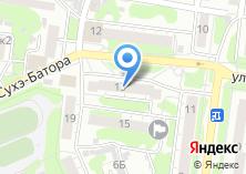 Компания «Мастерская по ремонту обуви на ул. Сухэ-Батора» на карте