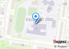Компания «Бадминтон» на карте