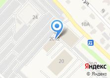 Компания «ЛиКавтоБис+» на карте