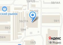 Компания «ДорХан-Барнаул» на карте