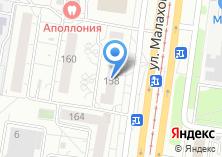 Компания «Кабетек» на карте
