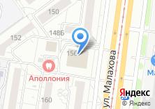 Компания «Визион-ОПТИКА» на карте