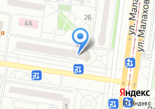 Компания «АлтайПожАудит» на карте