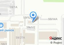 Компания «Сезон» на карте