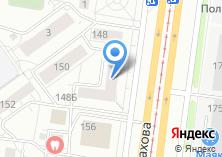 Компания «Paris» на карте