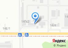 Компания «Авто-Рай» на карте