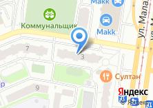 Компания «M-Prizma.ru» на карте