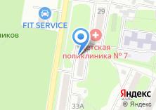 Компания «Библиотека №17 им. В. Маяковского» на карте