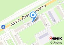 Компания «Сибирский Дом Страхования» на карте