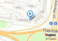 Компания «Академия русского бильярда» на карте