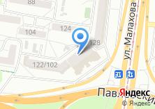 Компания «Хоттабыч» на карте