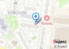 Компания «С-Ком» на карте