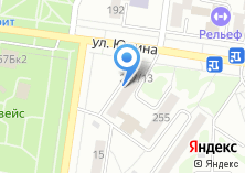 Компания «Штурмак» на карте