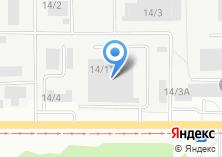 Компания «Свисхоум компания по производству ортопедических матрасов» на карте