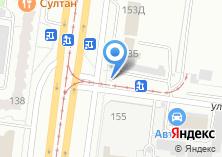 Компания «АлтайГидроБур» на карте