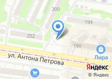 Компания «Пивковъ» на карте