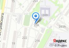 Компания «Фигаро» на карте