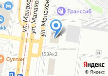 Компания «Автомагистраль» на карте