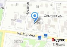 Компания «Газтеплотехника» на карте