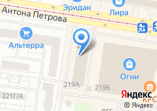 Компания «Профессионал +» на карте