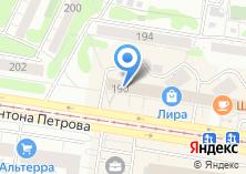 Компания «М-ТРАНС» на карте