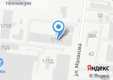 Компания «Служба заказа автовышки» на карте