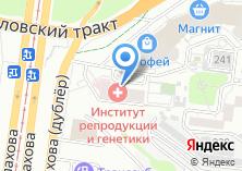Компания «Строящийся жилой дом по ул. Малахова» на карте