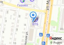 Компания «Ларде» на карте