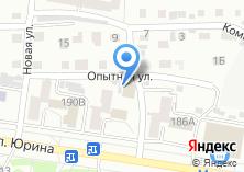 Компания «МК Универсал» на карте