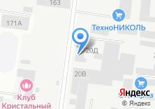 Компания «УАЗавтоцентр» на карте