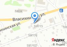 Компания «БАННО-ДАЧНЫЙ» на карте