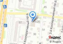 Компания «Лемир» на карте