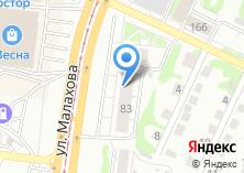 Компания «Двери из Европы» на карте