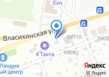 Компания «ФОРСАЖ» на карте
