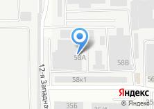 Компания «ТехАльянс» на карте