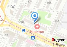 Компания «Салон-мастерская» на карте