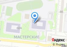 Компания «Средняя общеобразовательная школа №102» на карте