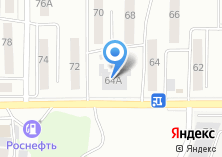 Компания «Биаринг» на карте
