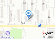 Компания «Трак-Мастер» на карте