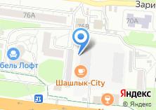 Компания «Арго мебельная компания» на карте