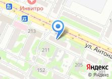 Компания «ВАВИЛОН-недвижимость» на карте