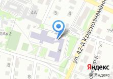 Компания «Средняя общеобразовательная школа №51» на карте