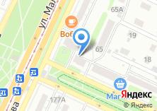 Компания «Санаторно-курортное объединение» на карте