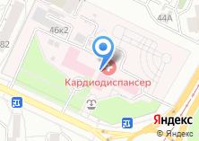 Компания «Алтайская конфедерация боевых искусств» на карте