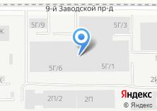 Компания «Алтайсплав» на карте