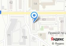 Компания «Строящийся жилой дом по ул. Эмилии Алексеевой» на карте