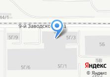 Компания «Белая линия» на карте