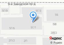 Компания «Малин А.А.» на карте